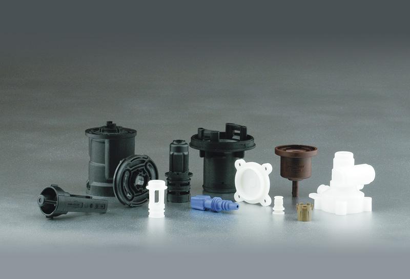 conception de pièces industrielles en plastique